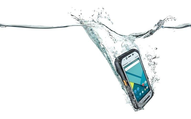 FZ-N1 IP68 Handheld in water