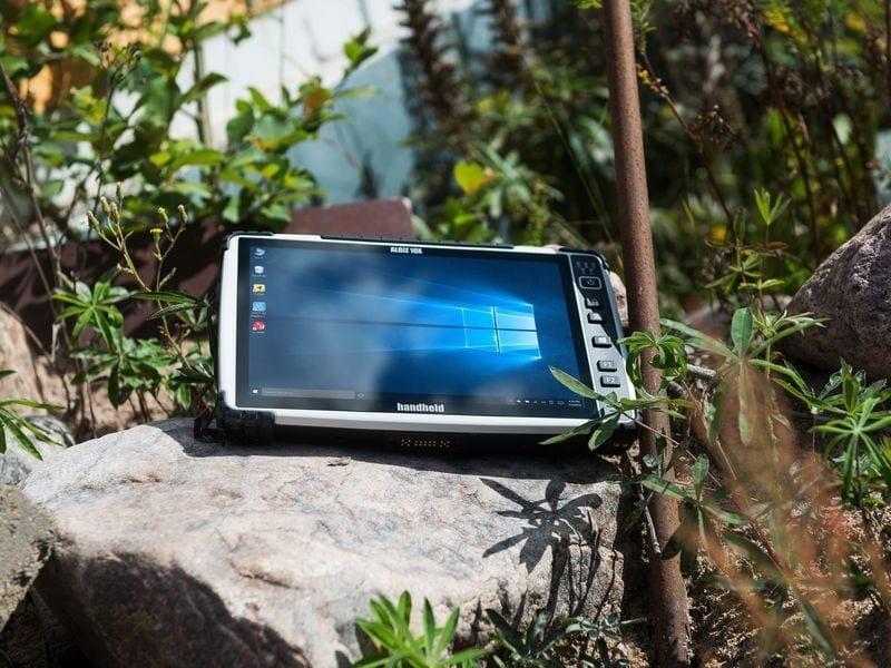 """Handheld 10"""" Tablet"""