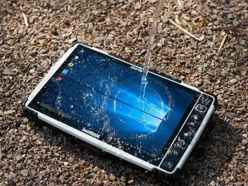 """Handheld 10"""" Windows Tablet"""