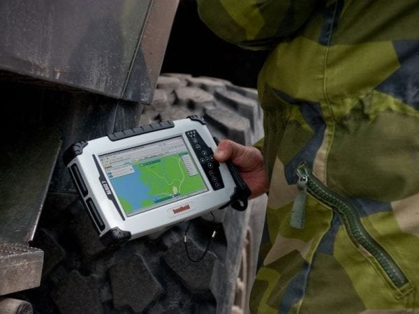 Handheld Algiz 7 rugged tablet