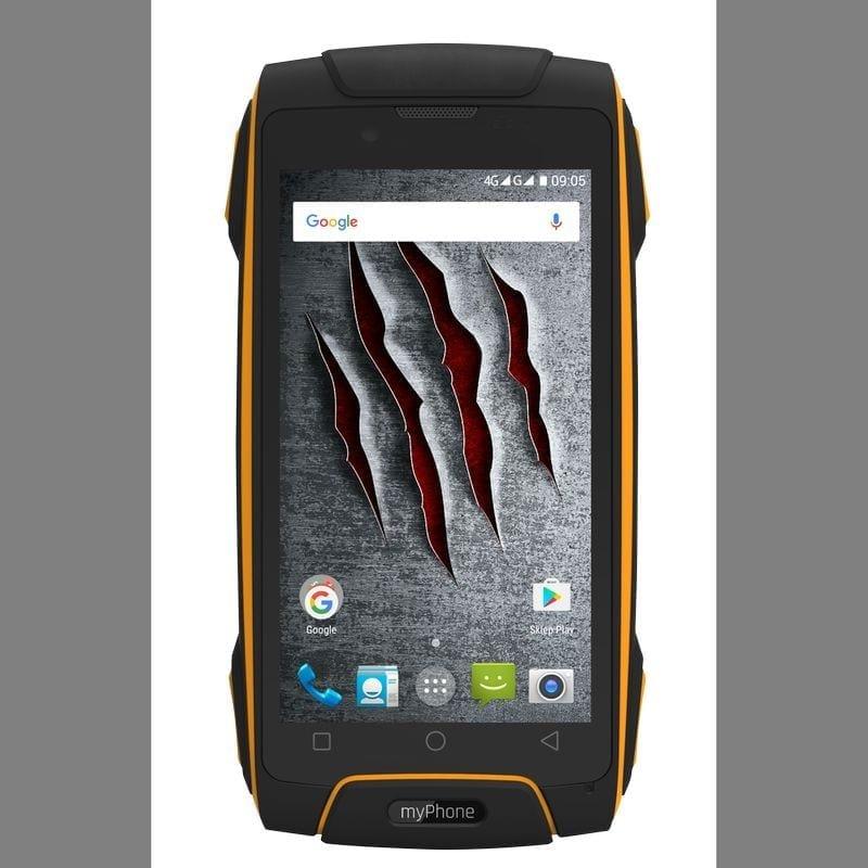 Hammer Axe M rugged smartphone
