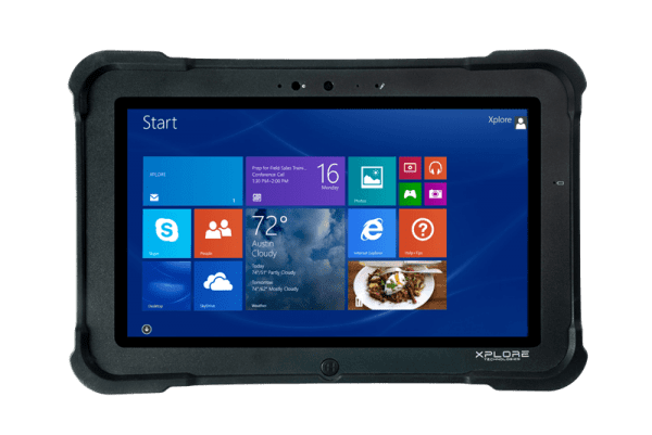 Xplore Bobcat Rugged Tablet