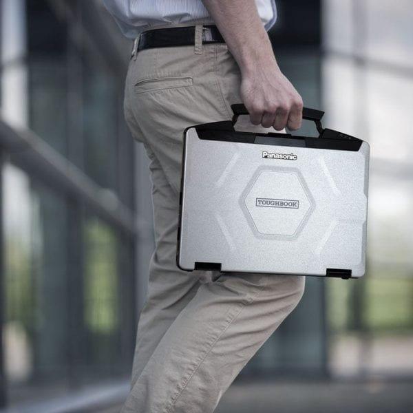 Panasomnic Toughbook CF-54 portable laptop