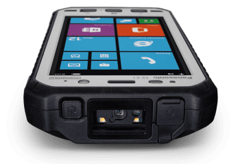 "FZ-E1 5"" Ultra Rugged Handheld Tablet"