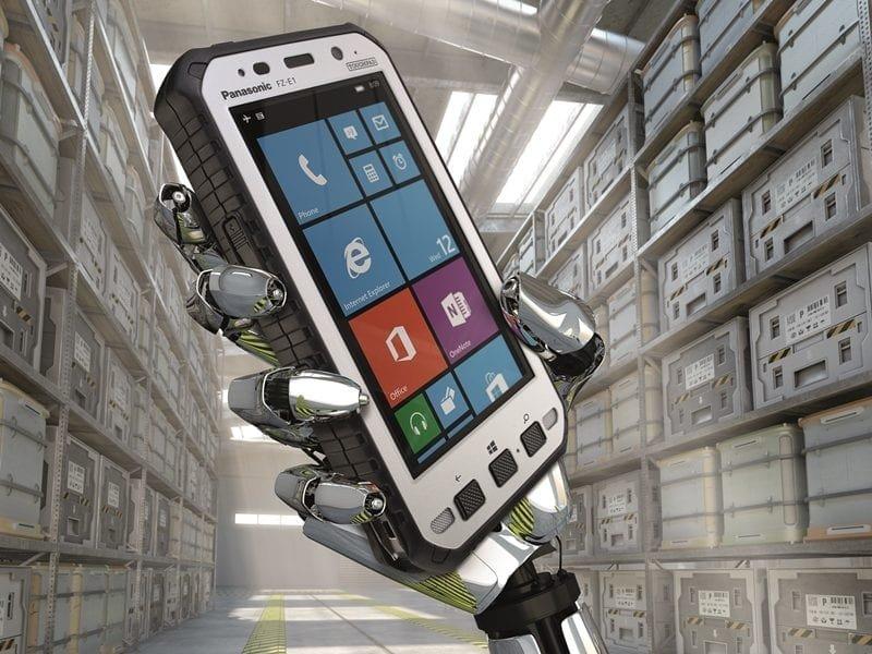 Toughpad Handheld Tablets FZ-T1, FZ-L1 FZ-N1 & FZ-F1