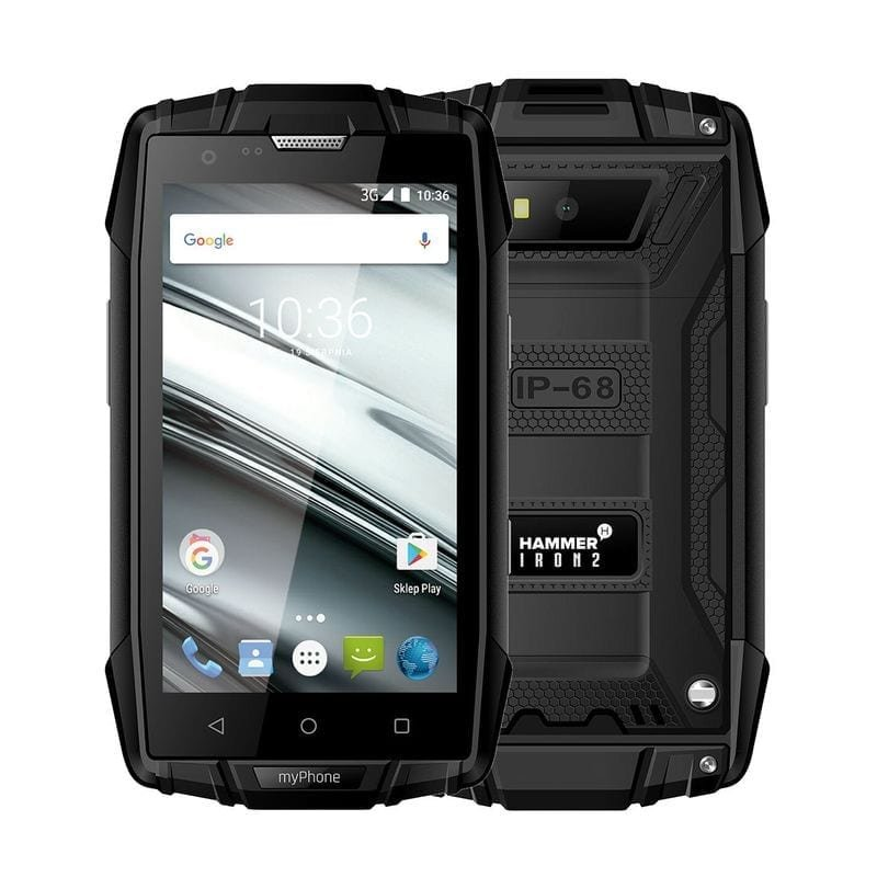 Hammer Iron 2 smartphone
