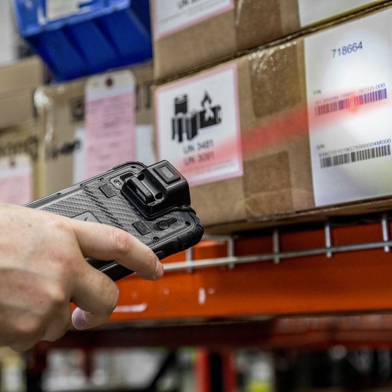 Xplore M60 Handheld barcode