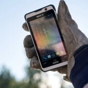 Rugged Smart Phones