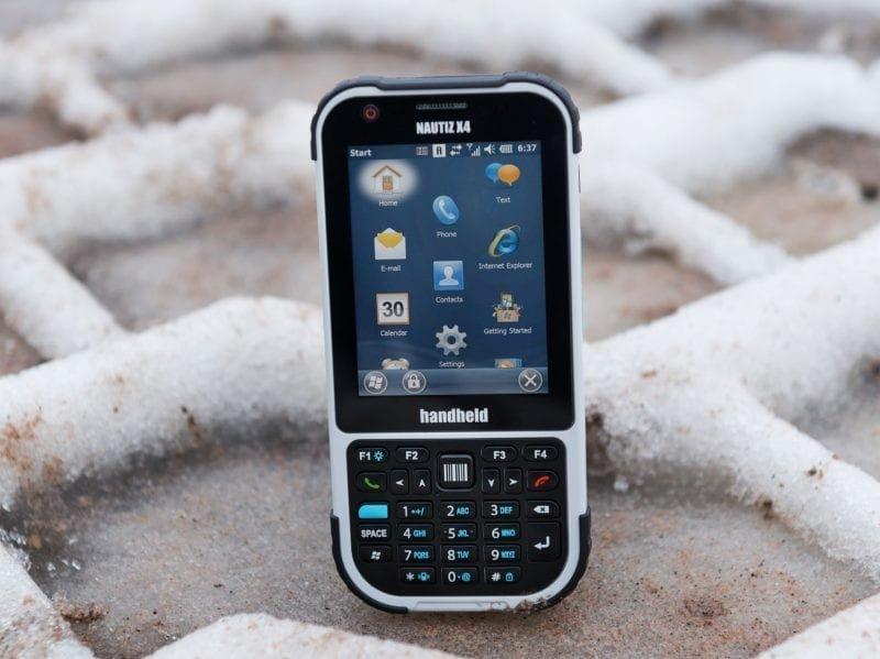 Nautiz X4 Handheld