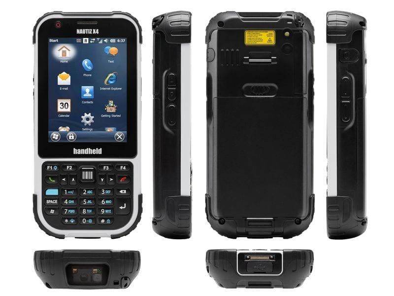 X4 Handheld rugged
