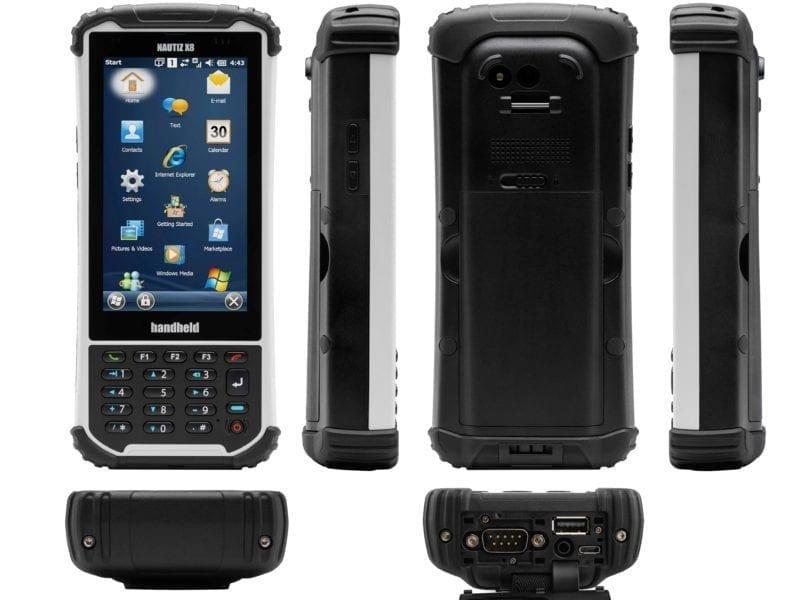 Rugged Handheld X8