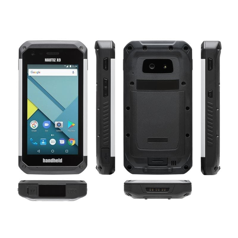 Nautiz X9 Rugged Handheld