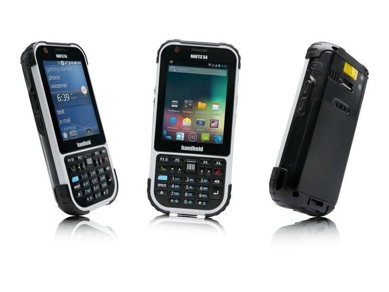 eTicket pro Handheld devices