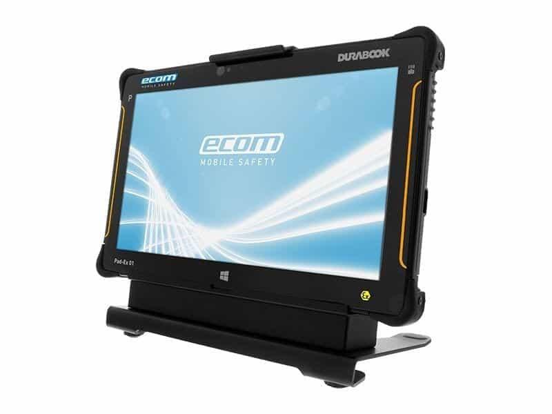 ecom durabook ATEX pad-ex