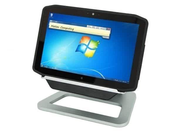 Desk Dock for the Xplore R12 Tablet