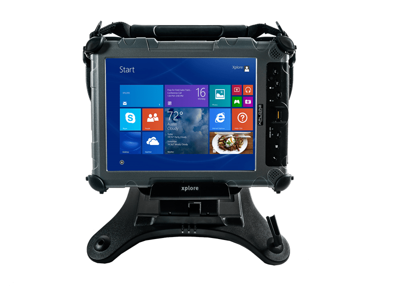 Xplore Tablet XC6 Rugged