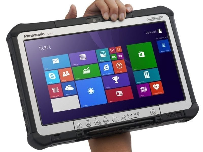 Toughbook CF-D1 from Panasonic