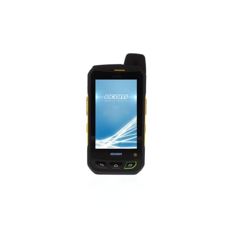 ecom zone 2 ATEX smartphone