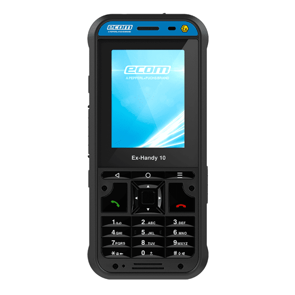 ecom feature phone Ex-Handy 10