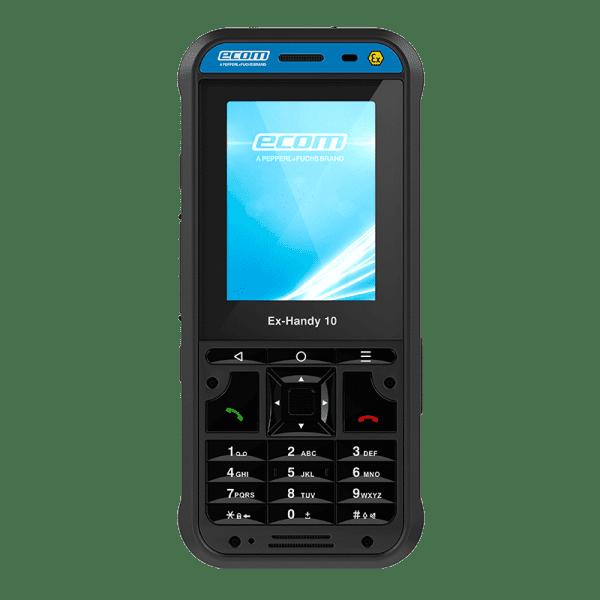 ecom feature phone Ex-Handy 10
