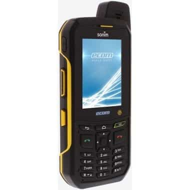 Zone 2 Intrinsically safe rugged smartphone Ex-Handy 209