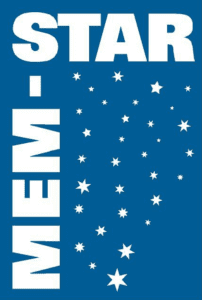 Mem-Star Rugged Logo Block