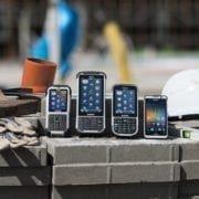 Rugged Handhelds - Nautiz X1, X2, X4, X8, X9 X1,eTicket PRO II