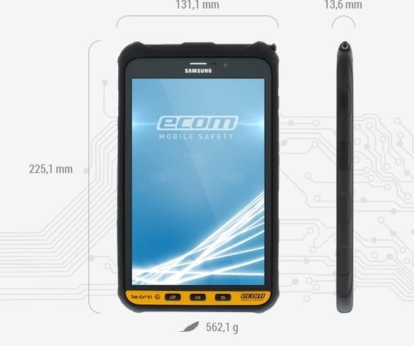 ecom Tab-Ex Z2
