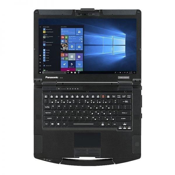 Toughbook 55 - IP53 Semi Rugged Notebook